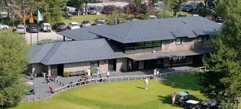 Casa club real club golf cerdanya