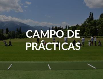 Campo practicas golf cerdanya