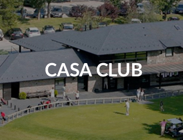 Casa club real club golf cerdanya
