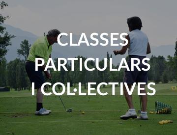 Clases de golf en cerdanya