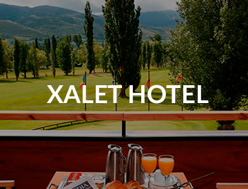 Xalet hotel en real club golf cerdanya
