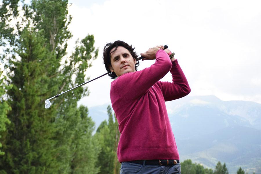 campo golf cerdanya