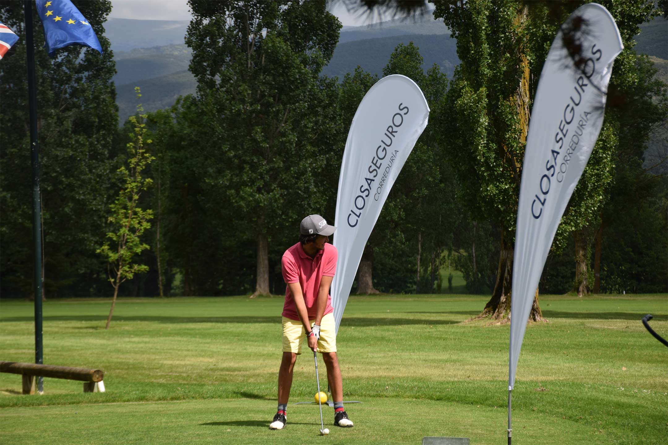 Obsequios torneo de golf cerdanya