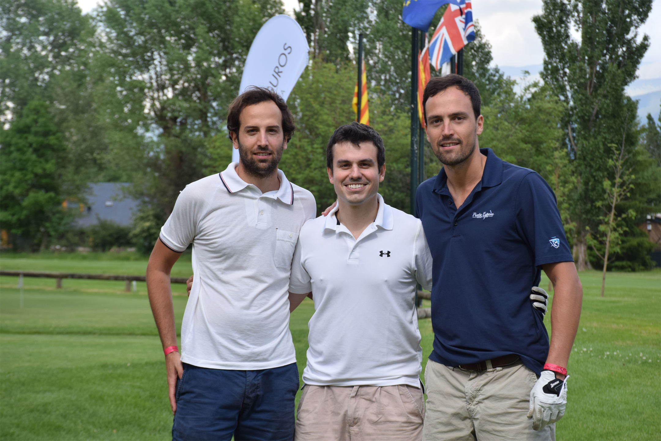 Ganadores torneo real club golf cerdanya