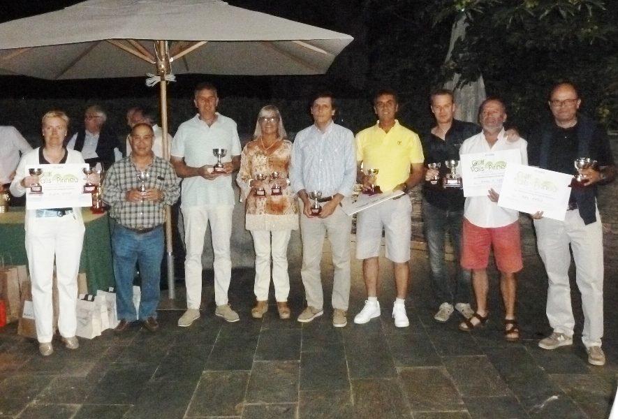 Torneo golf cerdanya para adultos