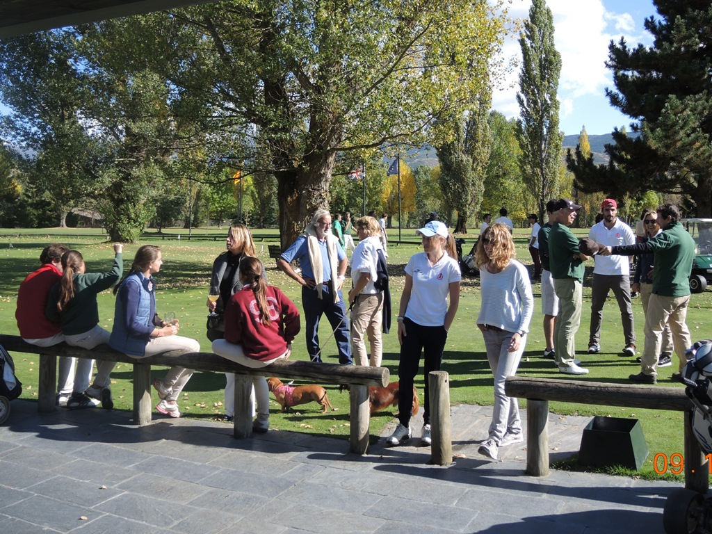 Torneo de golf en la cerdanya
