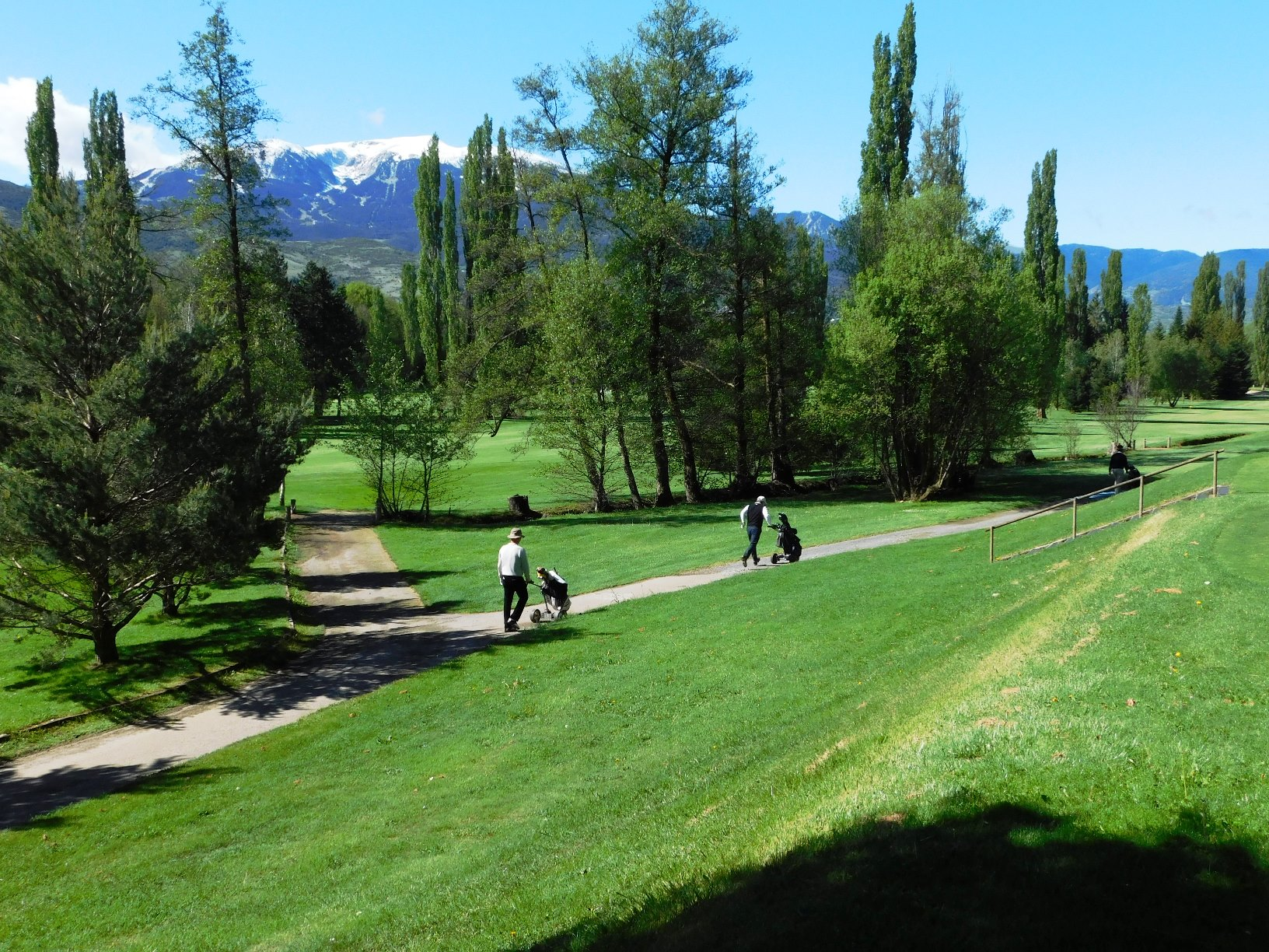 Torneo infantil golf cerdanya
