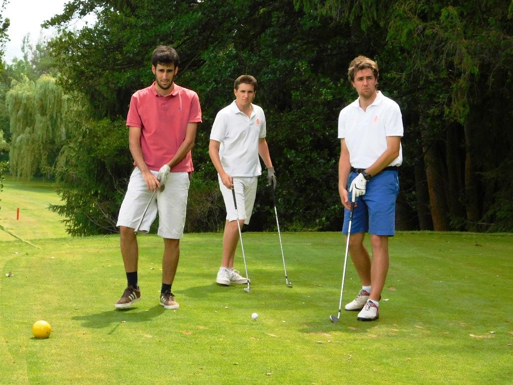 Jurado torneo golf real club golf cerdanya