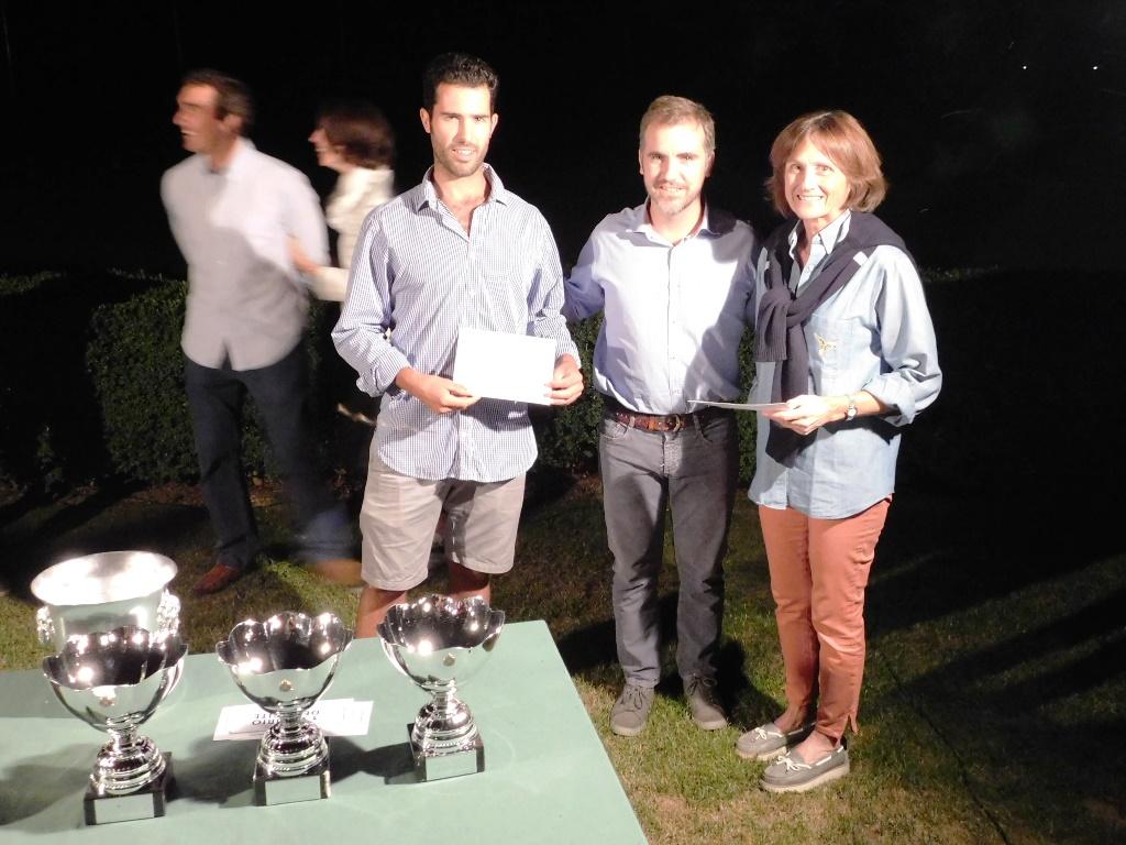 Ganadores torneo real club golf cerdanya