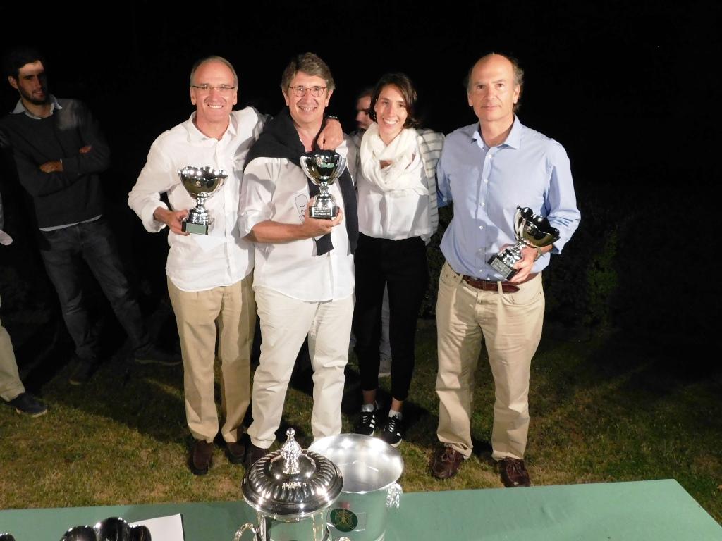 Cena y entrega trofeos golf cerdanya