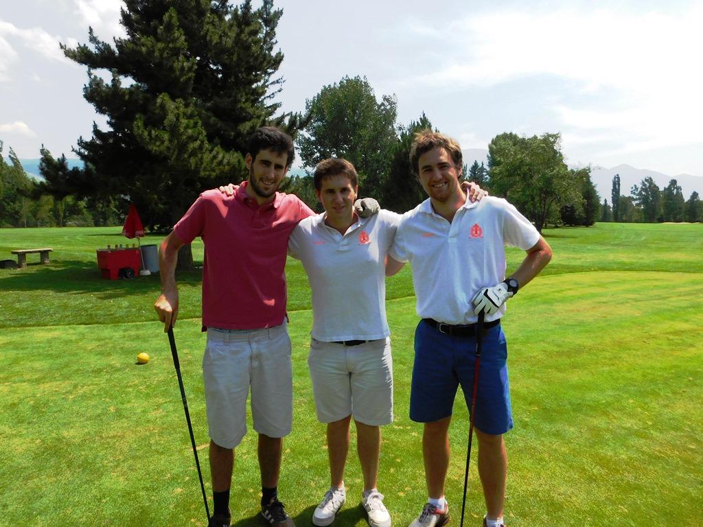 Ganador torneo de golf cerdanya