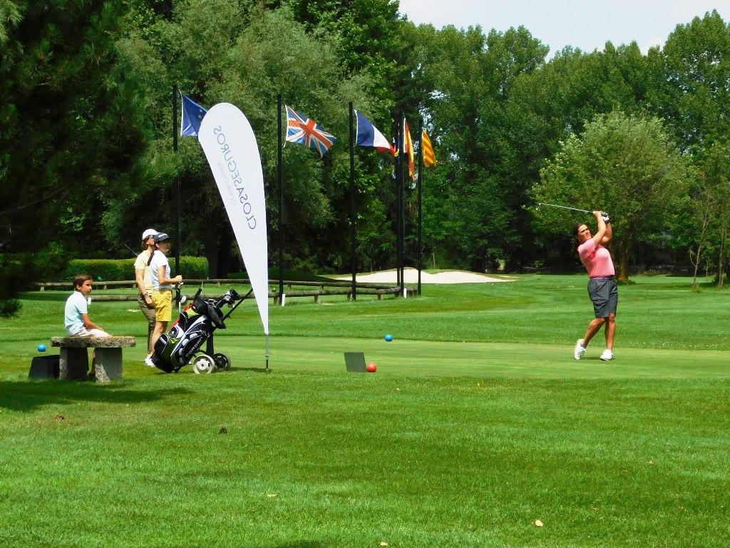 torneo de golf cerdanya
