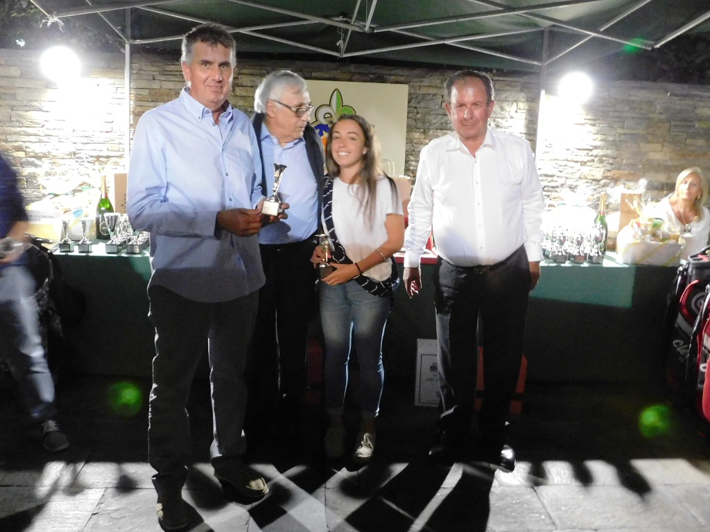 Entrega trofeos golf real club golf cerdanya
