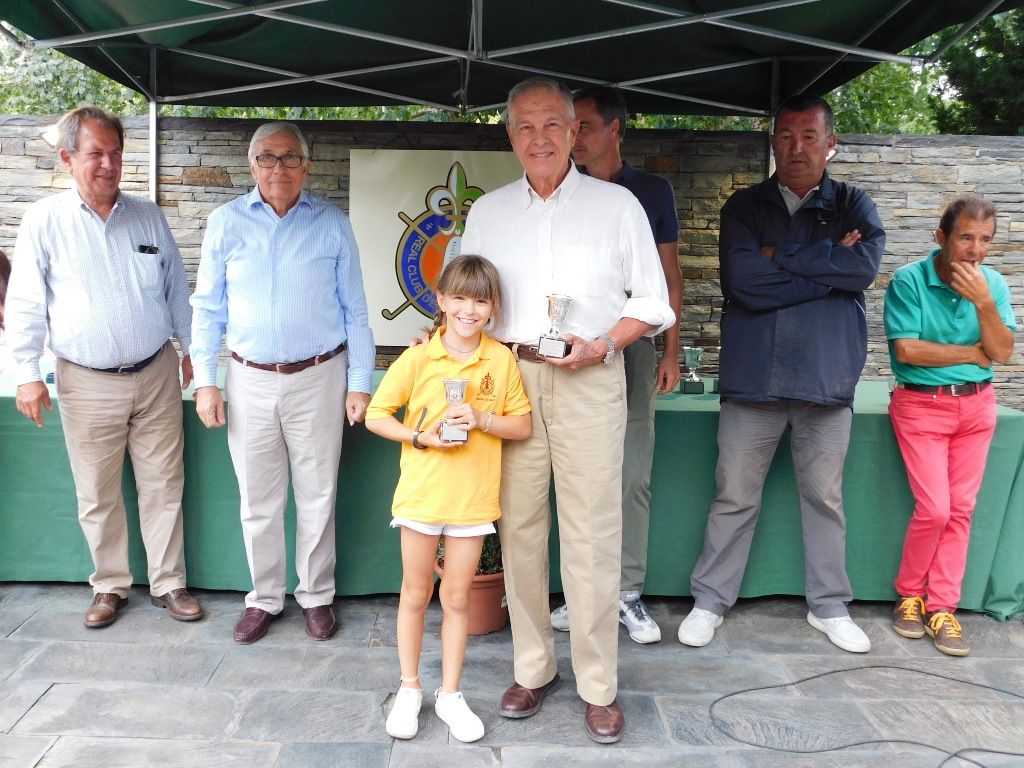 Trofeos golf real club golf cerdanya