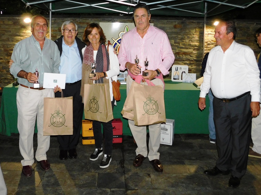 Premios torneo real club golf cerdanya