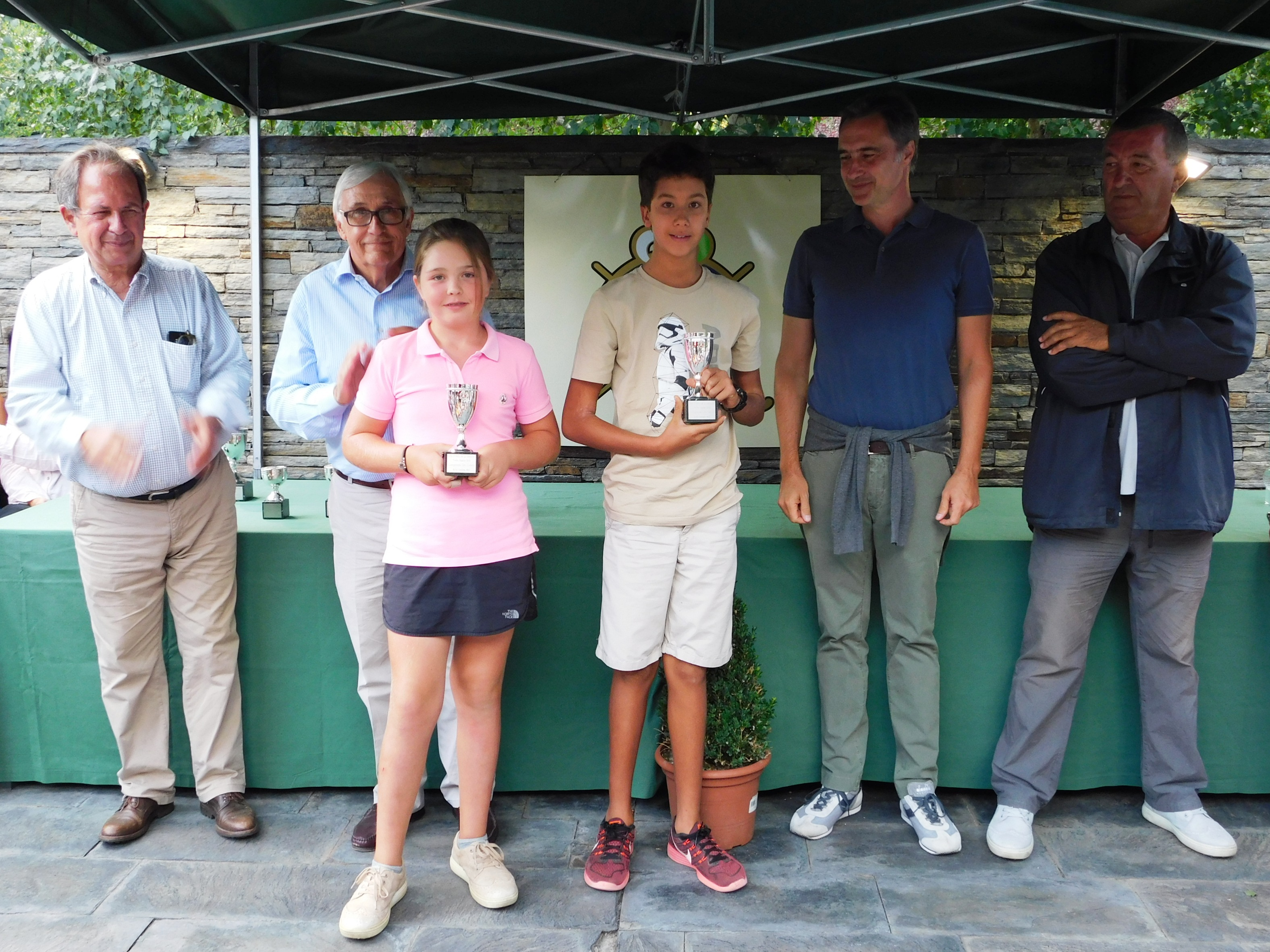 Torneo golf real club golf cerdanya