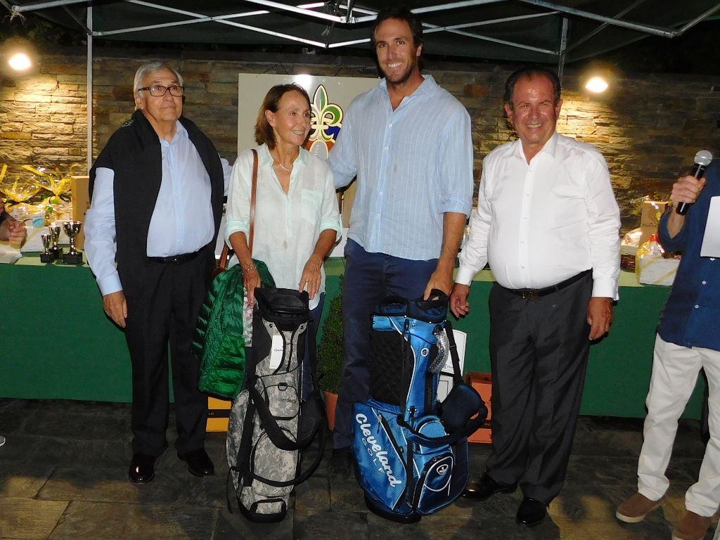 Equipaje real club de golf cerdanya