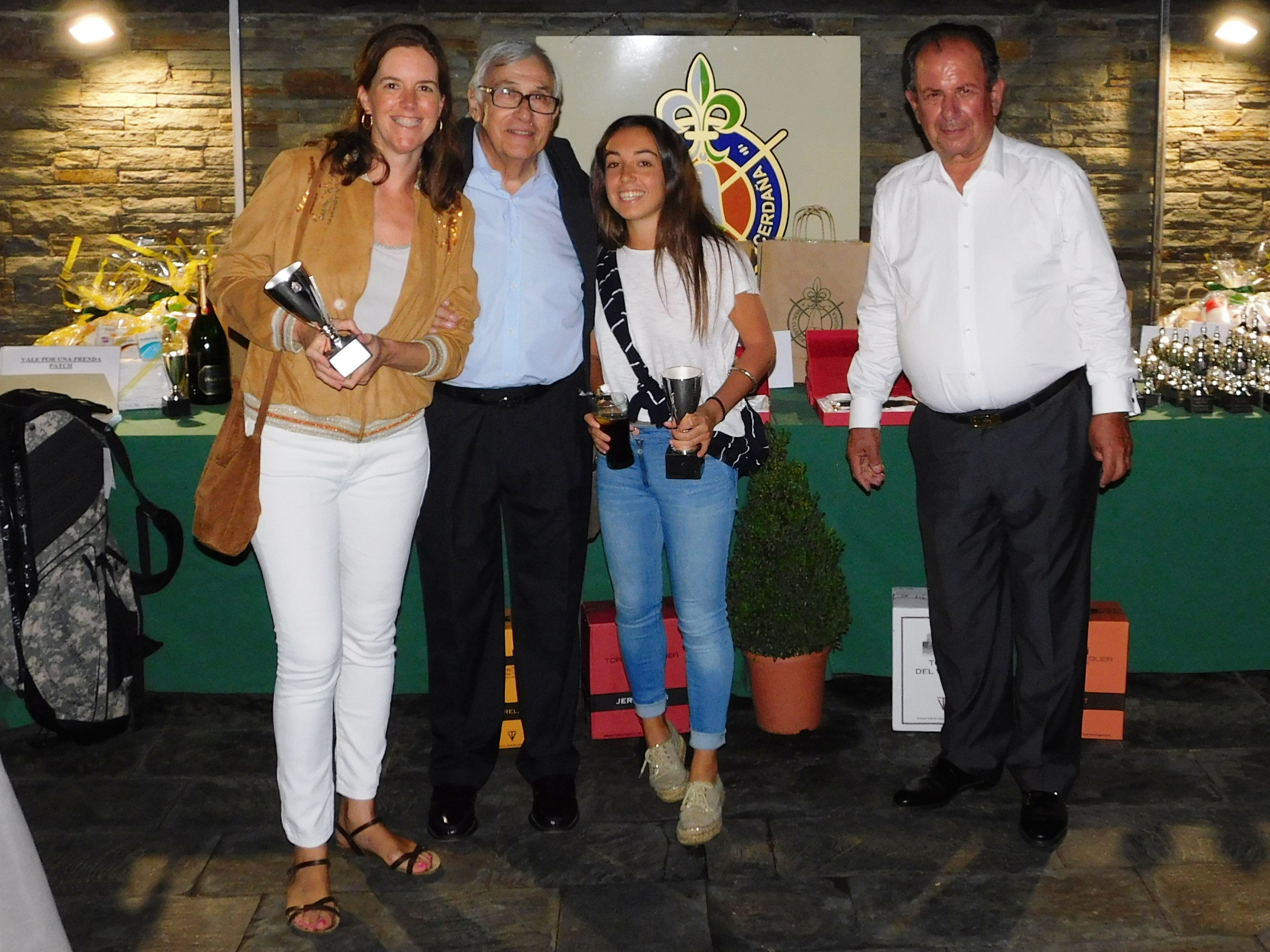 Real club de golf la cerdanya torneo