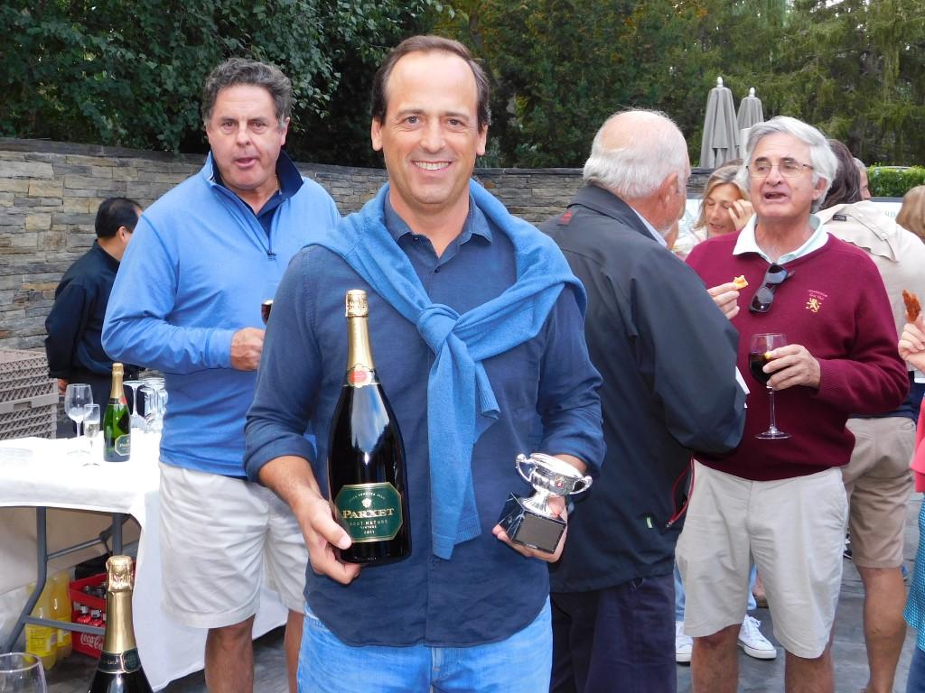 Entrega premios golf cerdanya Septiembre