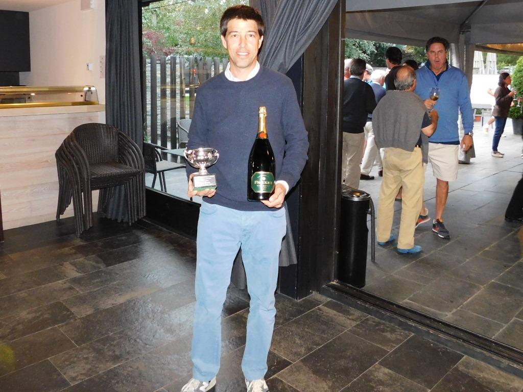 Ganador torneo golf real club golf cerdanya