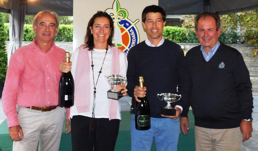 Campeones torneos golf en la cerdanya