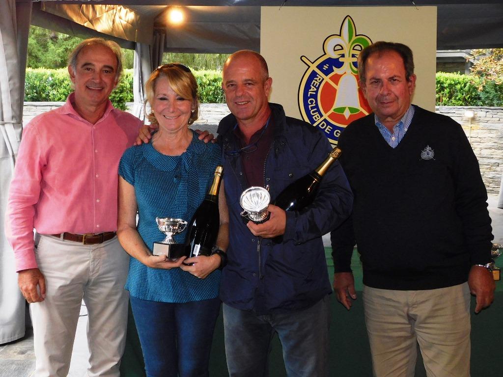 2º campeones club golf cerdanya
