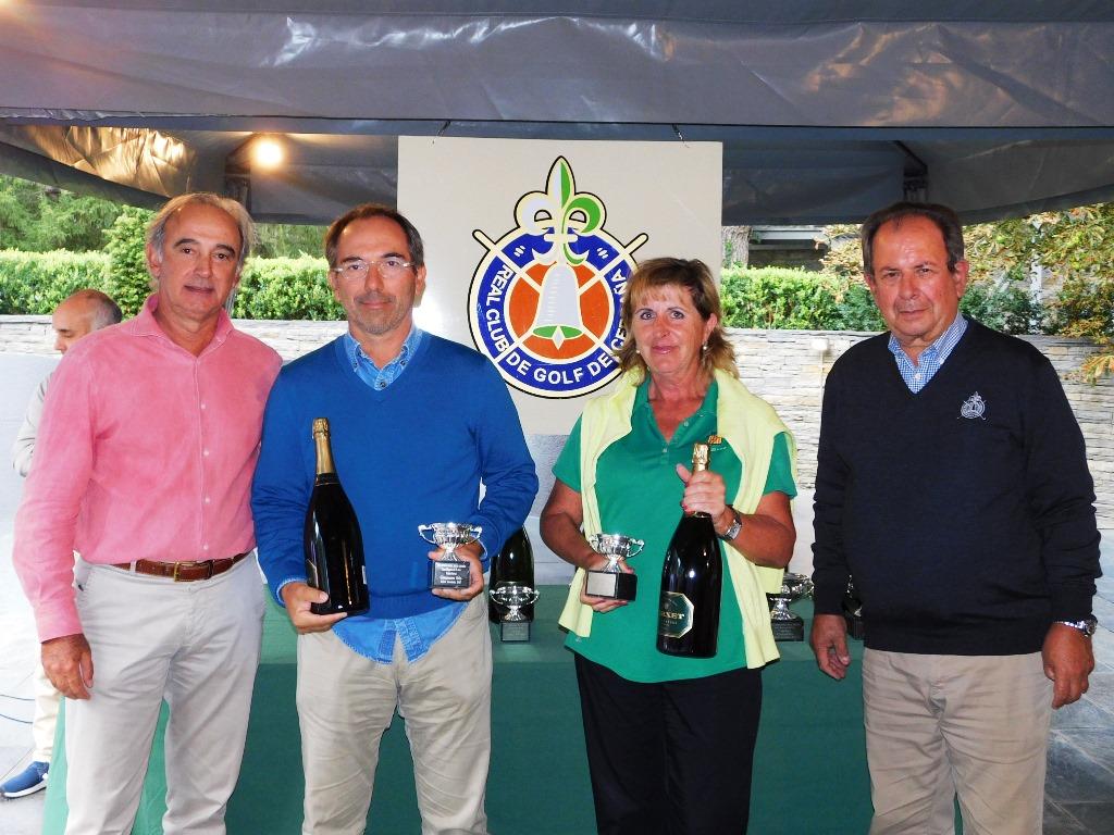 Campeones HDP torneo golf cerdanya