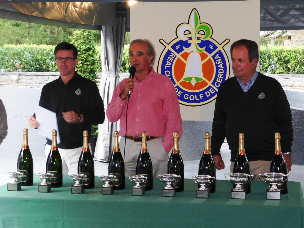 Speach torneo golf cerdanya