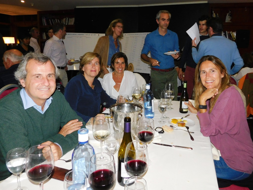 Cena real club golf en cerdanya