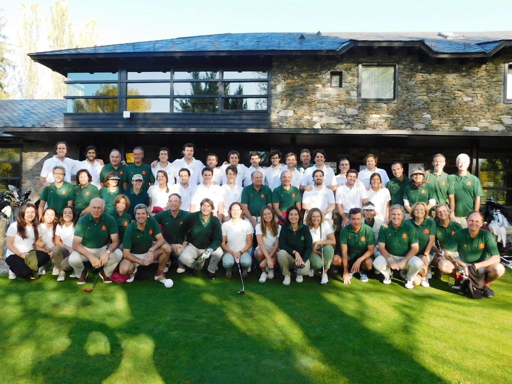 Todos equipos torneo golf cerdanya