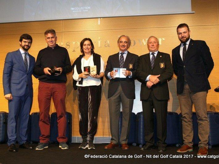 Rafa ganador torneo golf cerdanya