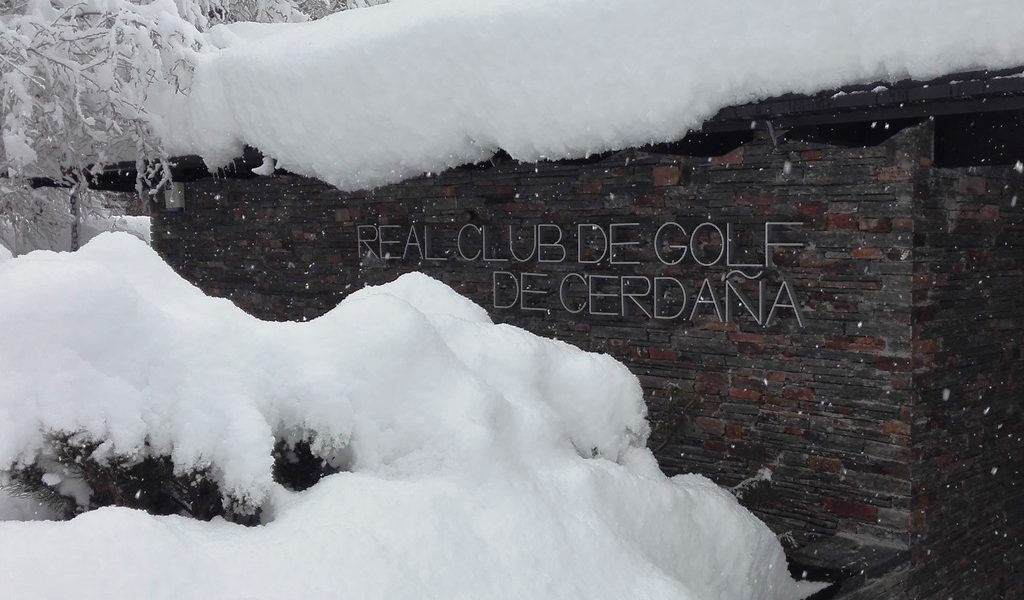 Real club de golf cerdanya